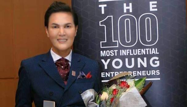 The 100 Most Influential Young Entrepreneurs 2018 Award – Kejayaan Bermakna Buat Co-Founder Richworks International, Jerry Rizal