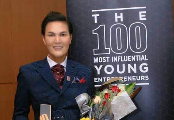 The 100 Most Influential Young Entrepreneurs 2018 Award – Kejayaan Bermakna Buat Co-Founder Richworks International, Jerry Rizal