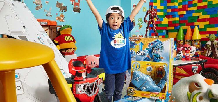 Review Mainan Jer, Budak Ini Jadi Jutawan