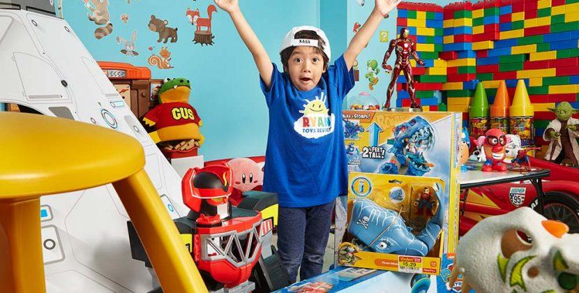 'Hadiah' Dari Youtube – Review Mainan Jer, Budak 8 Tahun Raih RM45 Juta Setahun