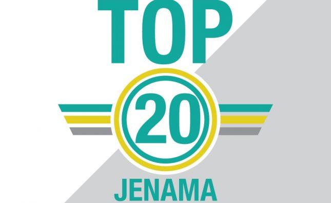 20 Jenama terkenal di dunia