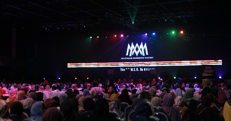 Tambah Ilmu Marketing Anda Di MMM Mac 2019