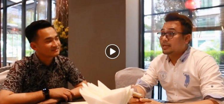 Najib Asaddok Masih Konsisten Berguru Walau Namanya Dikenali