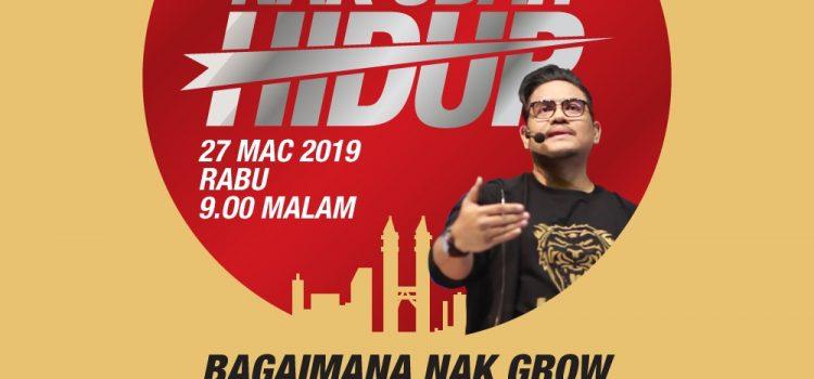 Sesi Live Dr Azizan Osman – Bagaimana Nak Ubah Tahap Kewangan & Bisnes Di Dalam Keadaan Ekonomi Yang Mencabar?