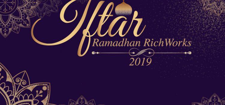 Majlis Iftar Ramadhan Mei 2019 'Hidupkan' Keberkatan Di Bulan Kemenangan