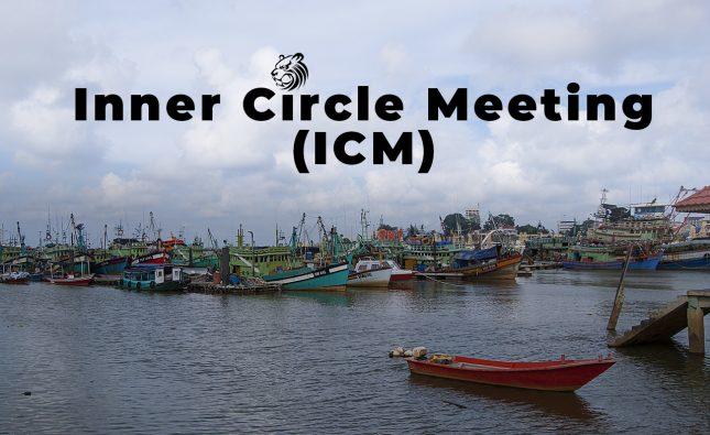 'Kita tengok penyu telur…'  Inner Circle Meeting 'Berkampung' Di Terengganu
