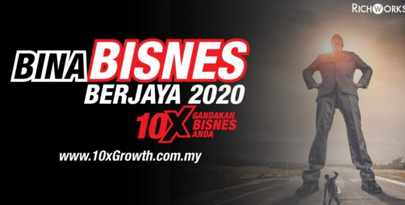 Bina Bisnes Berjaya 2020 | Outsell, Outsmart & Outperform Your Competition