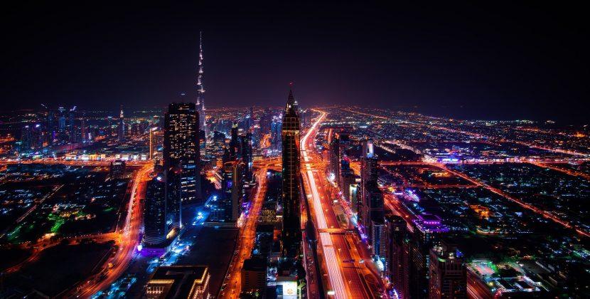DUBAI – Dari Gurun Gersang Ke Kota Metropolis