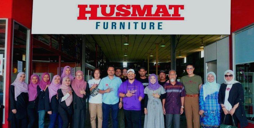 Dr Azizan Osman Buat Kejutan Di Husmat Furniture, Perlis!