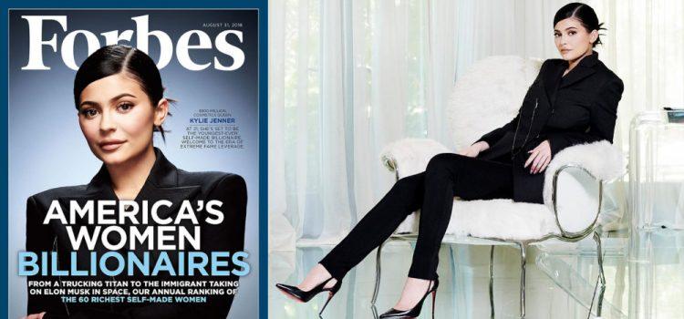 Kylie Jenner Dinobat Self-Made Billionaire Termuda Dunia oleh Majalah Forbes Di Usia 21 Tahun