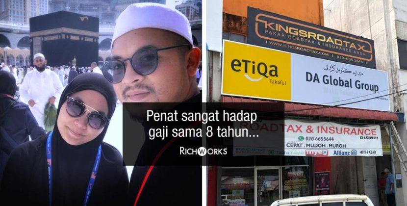 Bantu Orang Buat Road Tax, Buka Jalan Lelaki Ni Jadi Jutawan…