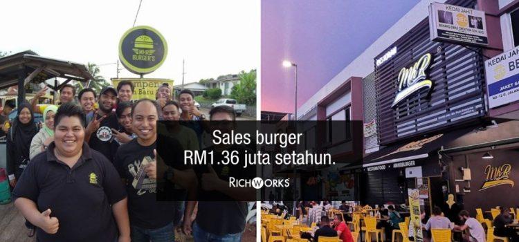 Jual Burger Sebab Tak Nak Jadi Driver Ambulans, Boleh Ke Hidup?