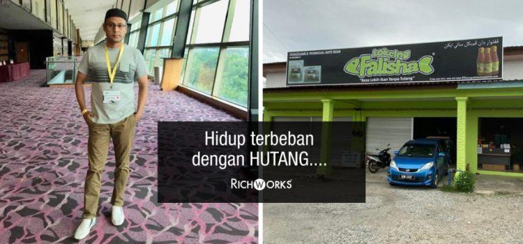Bekas Polis Tertekan Hidup Cukup Makan, Kini Jual Sate Ikan Jer Boleh Capai Sales RM140 Ribu Sebulan!