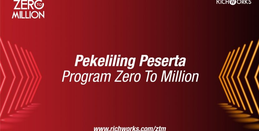 Pekeliling Peserta Program Zero To Million