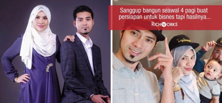 Kesusahan Mak Ayah Pendorong Terhebat Wanita Ini Bina Bisnes Chocodap's Hingga Capai Sales RM4.6 Juta